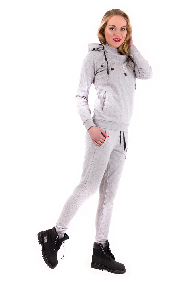 Модные Женские Спортивные Костюмы 2015